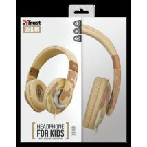 Дитячі навушники Sonin Kids Desert Camo