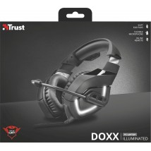 Гарнитура GXT 380 Doxx Illuminated Gaming Headset