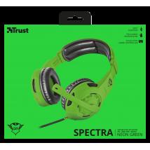 Гарнітура GXT 310-SG Spectra Gaming Headset green