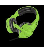 Гарнітура GXT 310-SG Spectra Gaming Headset green (22392)