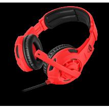 Гарнітура GXT 310-SR Spectra Gaming Headset red
