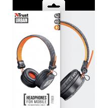Гарнитура Fyber headphone Sports Black