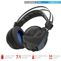 Гарнитура GXT 393 Magna Wireless 7.1 Surround Gaming Headset