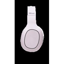 Беспроводные Bluetooth-наушники Trust Dona Wireless Bluetooth headphones - pink
