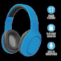 Беспроводные Bluetooth-наушники Trust Dona Wireless Bluetooth headphones - Blue