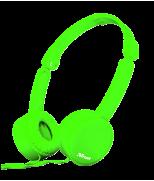 Складные наушники Nano Foldable Headphones - green