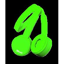 Складні навушники Nano Foldable Headphones - green