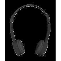 Складні навушники Nano Foldable Headphones - black