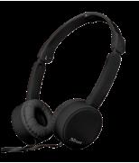 Складные наушники Nano Foldable Headphones - black