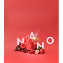 Складні навушники Nano Foldable Headphones - red