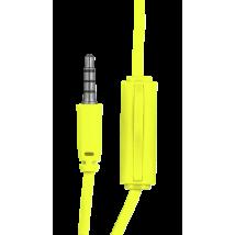 Складні навушники Nano Foldable Headphones - yellow