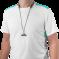 Легкие беспроводные спортивные наушники Ludix Lightweight Bluetooth Wireless Sports Earphones