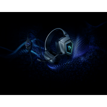 Игровая гарнитура GXT 450 Blizz RGB 7.1 Surround Gaming Headset