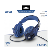 Игровая гарнитура GXT 322B Carus Gaming Headset for PS4