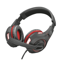 Ігрова гарнітура з підсвічуванням GXT 407 Ravu Illuminated Gaming Headset