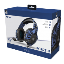 Гарнитура для PS4™  Trust GXT 488 Forze-B