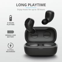 Беспроводные Bluetooth-наушники Trust Nika