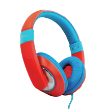 Детские наушники Trust Sonin kids headphone - red
