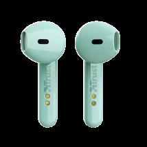 Беспроводные TWS наушники Truts Primo Touch Bluetooth Wireless Earphones - mint