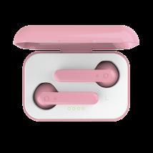 Беспроводные TWS наушники Truts Primo Touch Bluetooth Wireless Earphones - pink