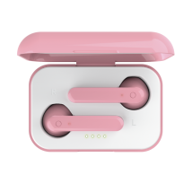 Бездротові TWS навушники Truts Primo Touch Bluetooth Wireless Earphones - pink
