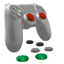 Набор накладок Thumb Grips 8-pack for PlayStation 4 controllers