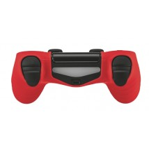 Кожух GXT 744R Rubber Skin red