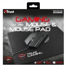 Килимок для миші GXT 782 Gaming mouse & mouse pad
