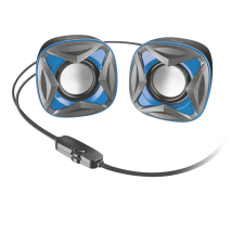 Колонки Xilo Compact 2.0 Speaker Set - blue