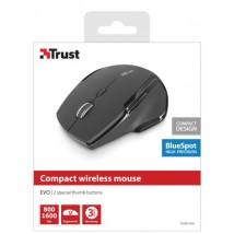 Бездротова оптична миша Evo Compact Wireless Optical Mouse
