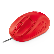 Мышь Primo Optical Compact Mouse - red