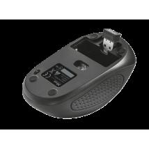 Беспроводная мышь Primo Wireless Mouse with mouse pad - black