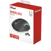 Миша Yvi FX wireless mouse - black