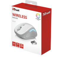 Миша Yvi FX wireless mouse - white (22335)