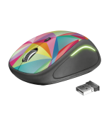 Миша Yvi FX wireless mouse - geometrics (22337)