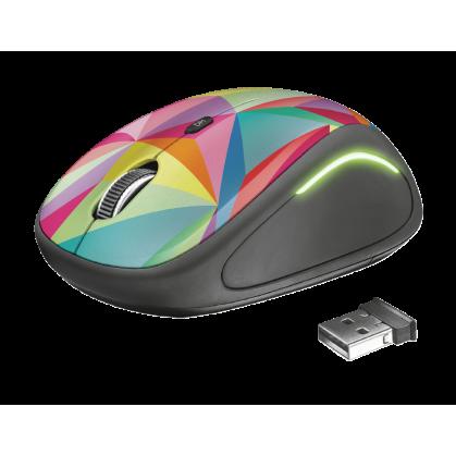 Миша Yvi FX wireless mouse - geometrics