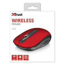 Миша Aera wireless mouse - red