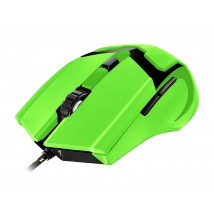 Миша GXT 101-SG Spectra Gaming Mouse green (22384)