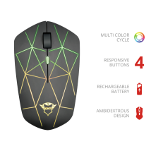 Бездротова миша GXT 117 Strike Wireless Gaming Mouse