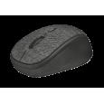 Yvi Fabric Wireless Mouse - black