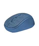 Yvi Fabric Wireless Mouse - blue