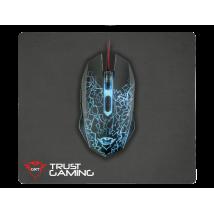 Игровая мышь и коврик GXT 783 Gaming Mouse & Mouse Pad