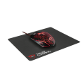 Ігрова миша і килимок GXT 783 Gaming Mouse & Mouse Pad