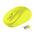 Primo Wireless Mouse - neon yellow