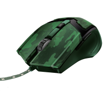 Игровая мышьGXT 101D Gav Optical Gaming Mouse - jungle camo