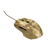 Игровая мышь GXT 101D Gav Optical Gaming Mouse - desert camo