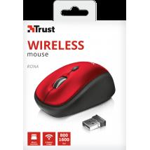 Беспроводная мышь Rona Wireless Mouse - red