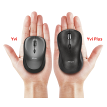 Мышь Trust Yvi Plus Wireless Mouse