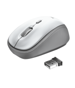 Бездротова миша Yvi Wireless Mouse - white