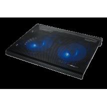 Охлаждающая подставка для ноутбука  Azul Laptop Cooling Stand with dual fans (20104)